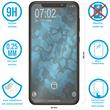 2 x One (P30 Play) Protection Film Tempered Glass clear  Pic:2