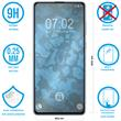 1 x Galaxy Note 10 Lite Protection Film Tempered Glass clear  Pic:1