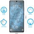 8 x Galaxy S10 Lite Protection Film clear  Pic:1