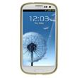 Silicone Case for Samsung Galaxy S3 Neo brushed gold Pic:2