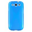Silicone Case for Samsung Galaxy S3 X-Style blue Pic:1