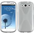 Silicone Case for Samsung Galaxy S3 X-Style gray