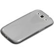 Silicone Case for Samsung Galaxy S3 X-Style gray Pic:3