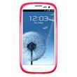 Silicone Case for Samsung Galaxy S3 X-Style hot pink Pic:2