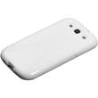 Silicone Case for Samsung Galaxy S3 X-Style white Pic:3