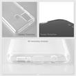 Silicone Case Galaxy A21 S crystal-case Crystal Clear Cover Pic:3