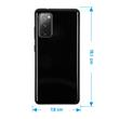 Silicone Case Galaxy S20 FE crystal-case black Cover Pic:1