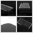 Silicone Case Galaxy A50 transparent black + protective foils Pic:3