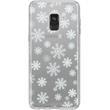 Samsung Galaxy A8 (2018) Plus Silicone Case Christmas X Mas M2  Pic:1