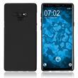 Silicone Case Galaxy Note 9 matt black Case