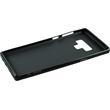 Silicone Case Galaxy Note 9 matt black Case Pic:2