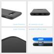 Silicone Case Galaxy S10 Lite matt black Cover Pic:3