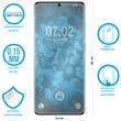 4 x Galaxy S20 Ultra Protection Film clear Flexible films Pic:1