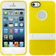 Silicone Case for Apple iPhone 5 / 5s  yellow