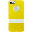 Silicone Case for Apple iPhone 5 / 5s  yellow Pic:3