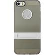 Silicone Case for Apple iPhone 5 / 5s  gray Pic:2