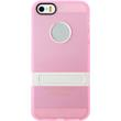 Silicone Case for Apple iPhone 5 / 5s  pink Pic:3