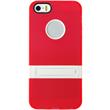 Silicone Case for Apple iPhone 5 / 5s  red Pic:3