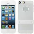 Silicone Case for Apple iPhone 5 / 5s  white