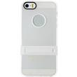Silicone Case for Apple iPhone 5 / 5s  white Pic:3