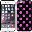 Silicone Case for Apple iPhone 6 Polkadot Design:07