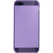Silicone Case for Apple iPhone 5 / 5s X-Style purple Pic:2
