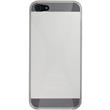 Silicone Case for Apple iPhone 5 / 5s X-Style transparent Pic:2