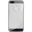 Silicone Case for Apple iPhone 5 / 5s S-Style logo transparent Pic:2