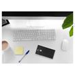 Silikon Hülle Xperia XA2 Lederoptik schwarz Case Pic:4