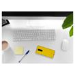 Hardcase Xperia XZ4 gummiert gelb Cover Pic:4