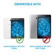 8 x Galaxy Tab A 8.0 (T350) Schutzfolie matt  Pic:3