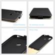 Artificial Leather Case Mi Max 3 Flip-Case black Cover Pic:4