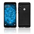 Silicone Case Redmi Note 5 Pro Ultimate black Case