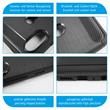Silicone Case Redmi Note 5 Pro Ultimate black Case Pic:3