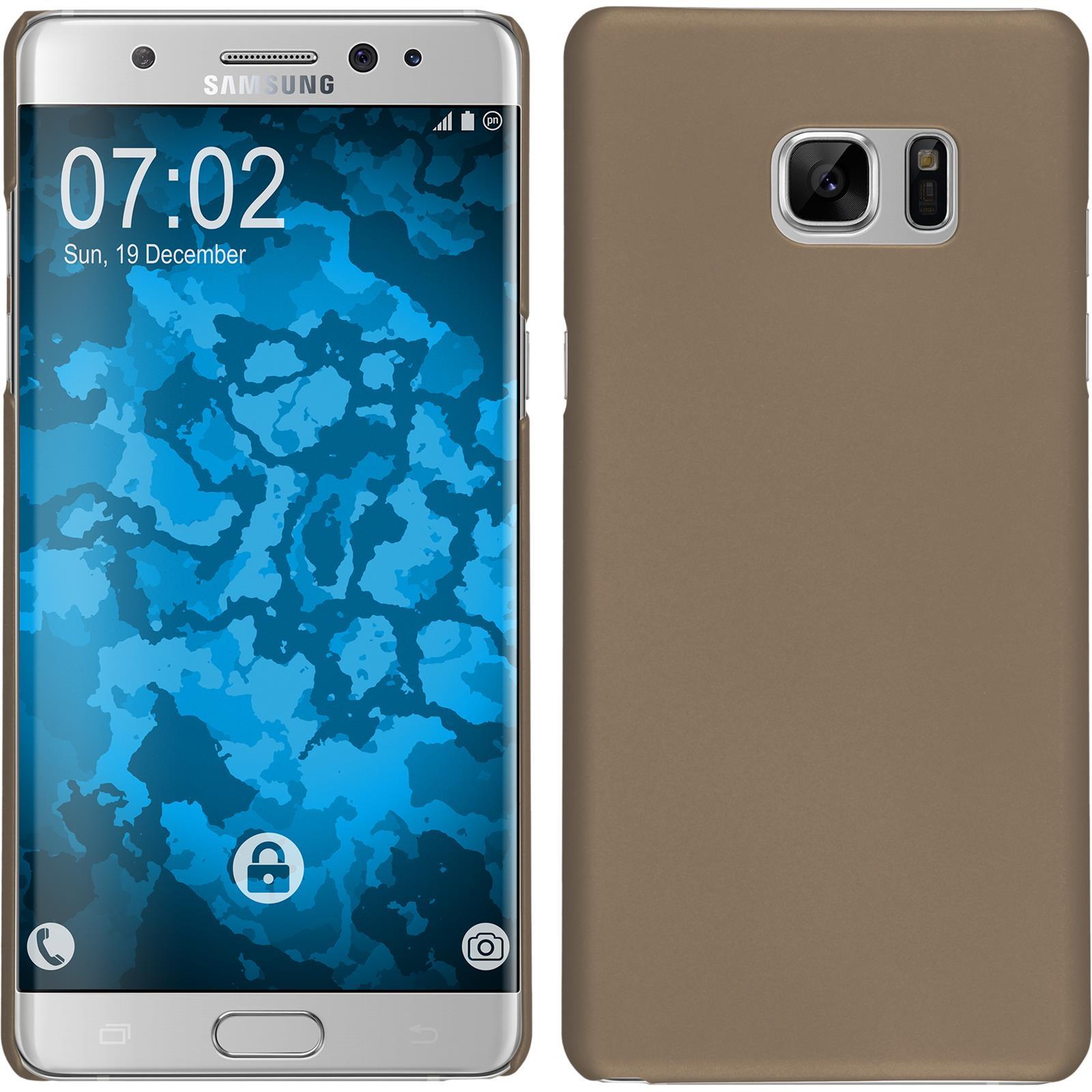 Funda-Rigida-Samsung-Galaxy-Note-FE-goma-protector-de-pantalla