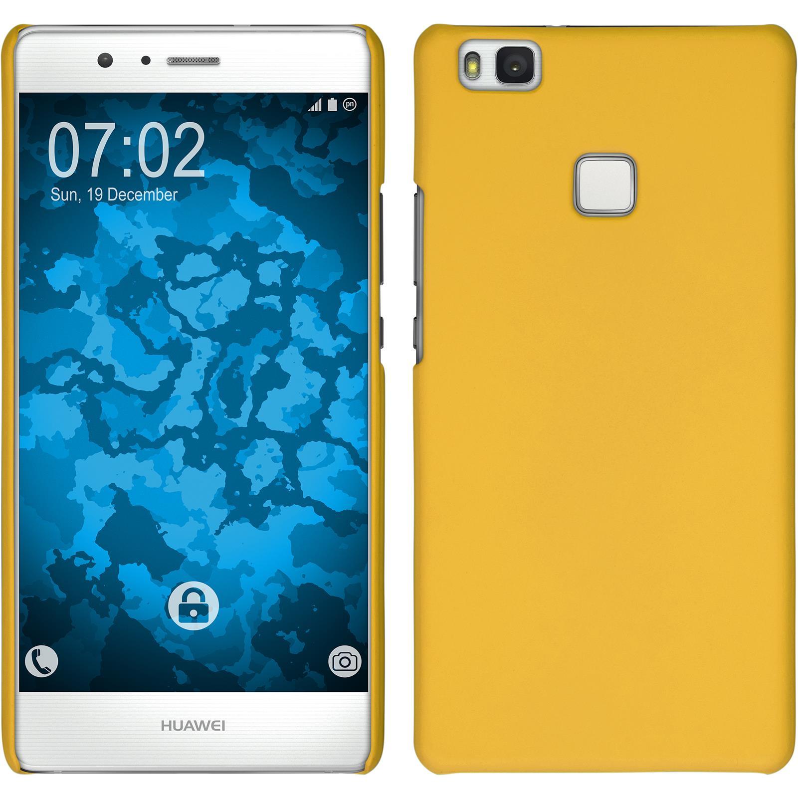 Custodia-Rigida-Gommata-Per-Modelli-Di-Huawei-Cover-Case-Pellicola-Protettiva