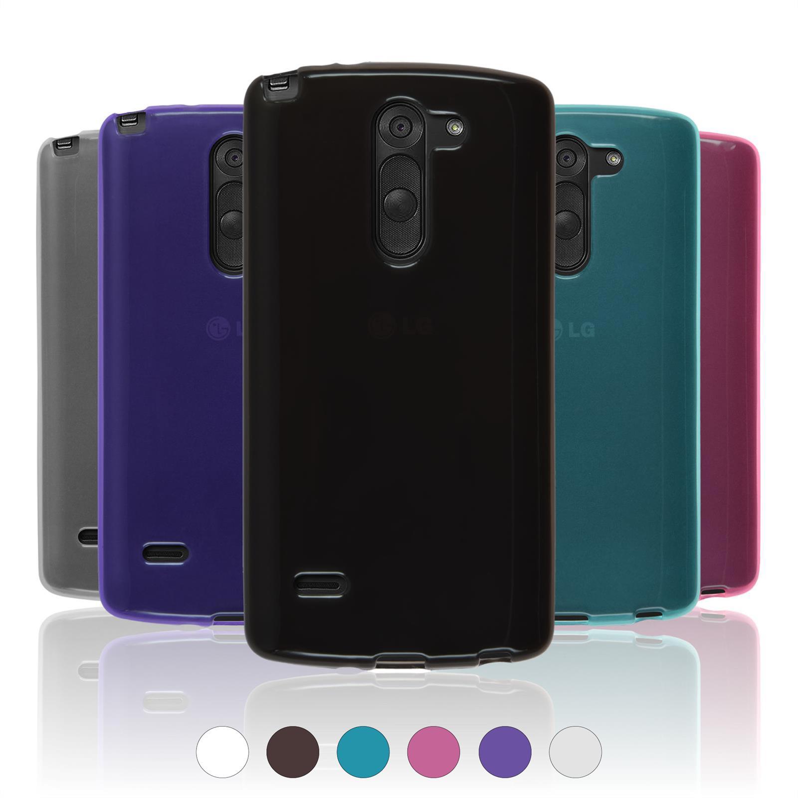 Funda-LG-transparente-Cover-Cubierta-TPU-protector-de-pantalla