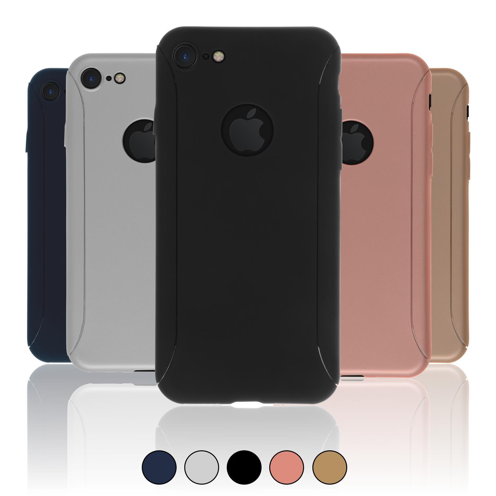 schutzh lle tasche schale f r apple iphone 7 plus und 8. Black Bedroom Furniture Sets. Home Design Ideas