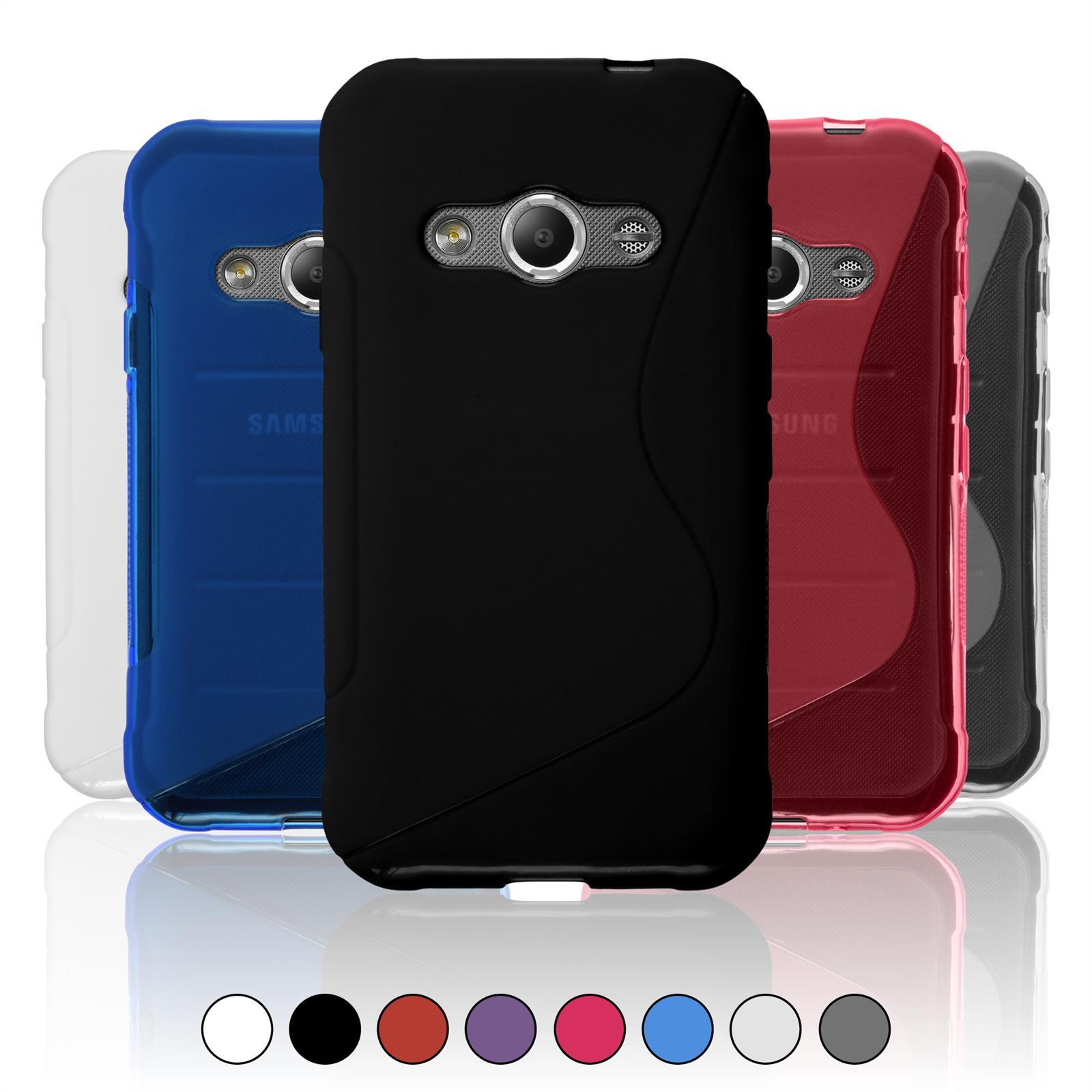 Premium Soft Silicone Gel Skin Case Cover for Samsung