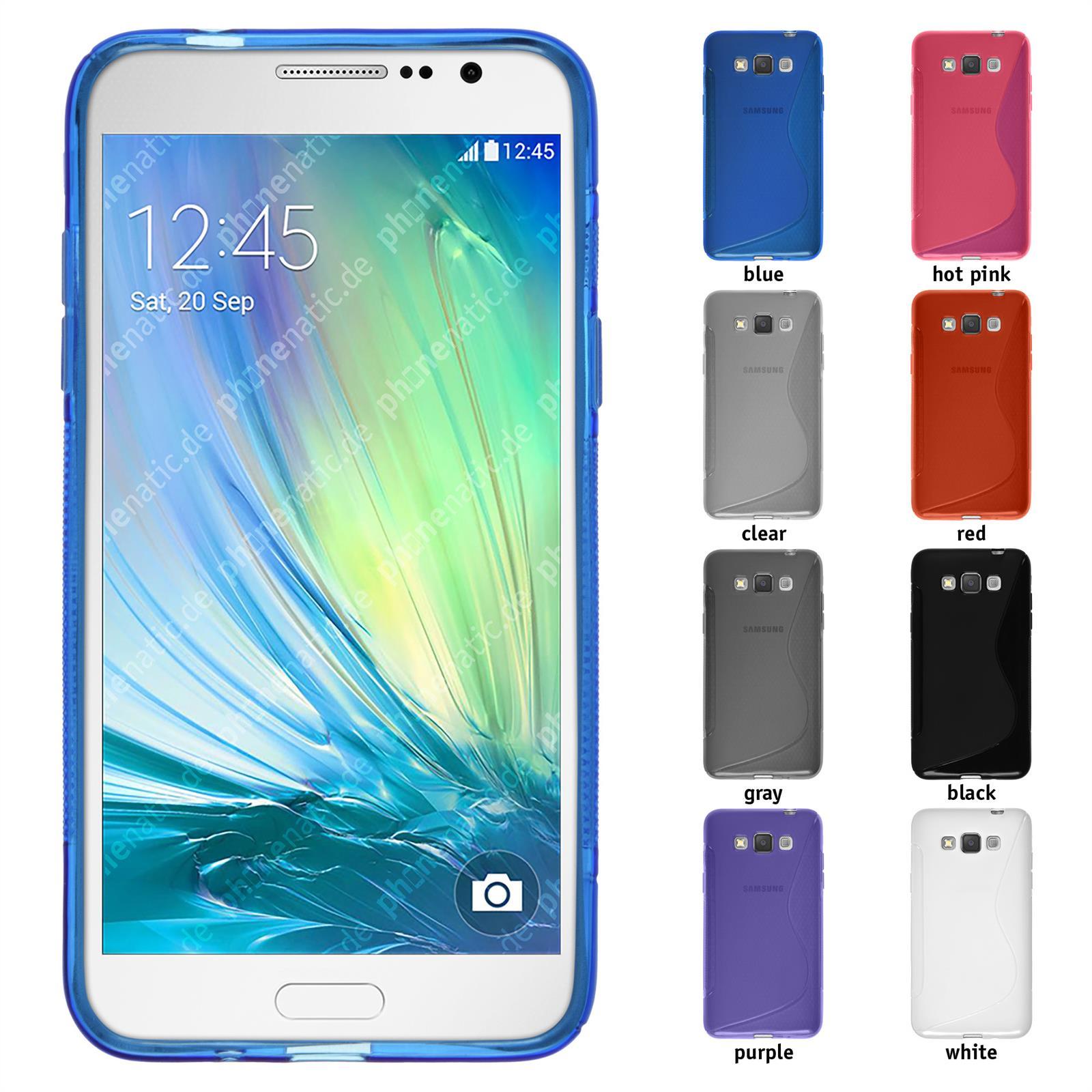Funda-De-Silicona-Para-Samsung-Galaxy-S-Style-Cover-Case-Protector-De-Pantalla