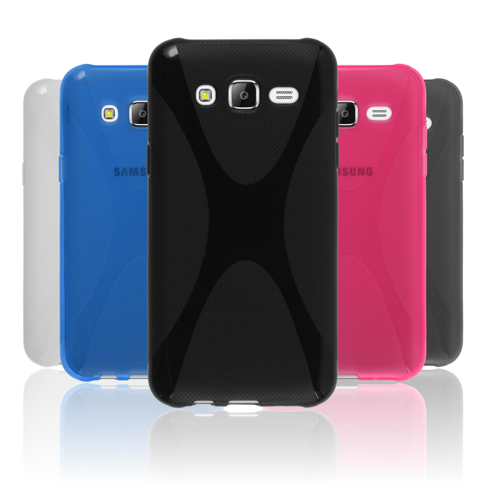 For samsung galaxy silicone case in x style cover case for Samsung küchenger te