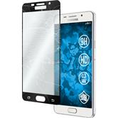 1 x Samsung Galaxy A5 (2016) A510 Glas-Displayschutzfolie klar full screen schwarz