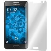 1 x Galaxy A5 (A500) Schutzfolie klar curved