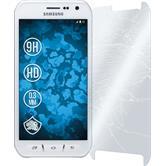 1 x Samsung Galaxy S6 Active Pellicola Protettiva Vetro Temperato chiaro