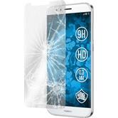 2 x Huawei G8 Glas-Displayschutzfolie klar
