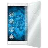 2 x Huawei Honor 7 Protection Film Tempered Glass Clear