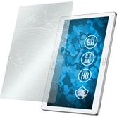 2 x MediaPad M2 10.0 Protection Film Tempered Glass clear