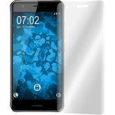 2 x Huawei Nova Pellicola Protettiva chiaro curved