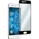 2 x P10 Protection Film Tempered Glass clear full screen black