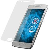 2 x Moto G5 Protection Film Anti-Glare